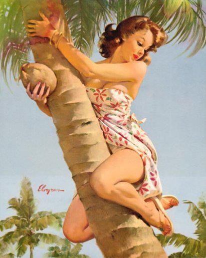 Coconuts yeah