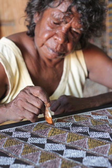 Tiwi art