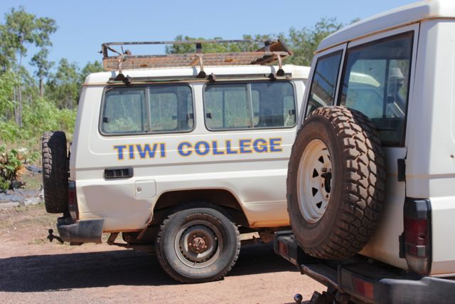 tiwi college troopy