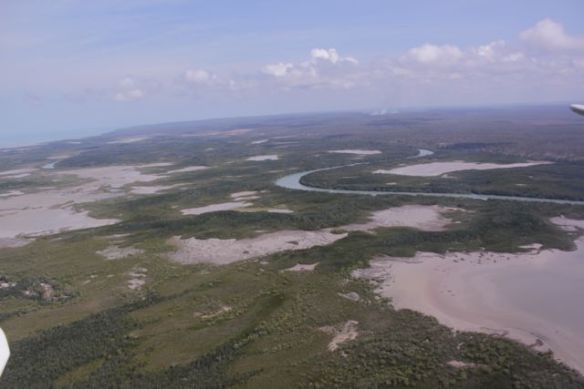 tiwi from air