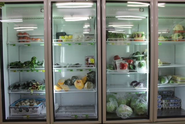 veggie shop