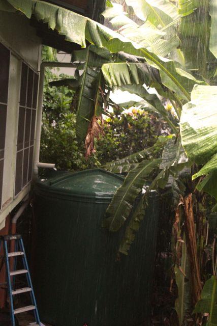 raining tank