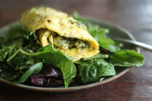 pesto omlete landsc 2