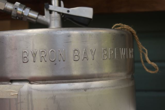 Byron beer