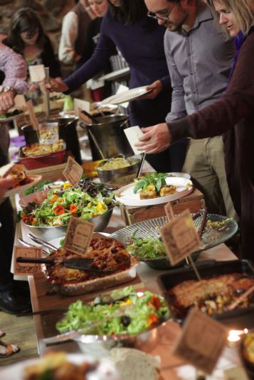 food line up2