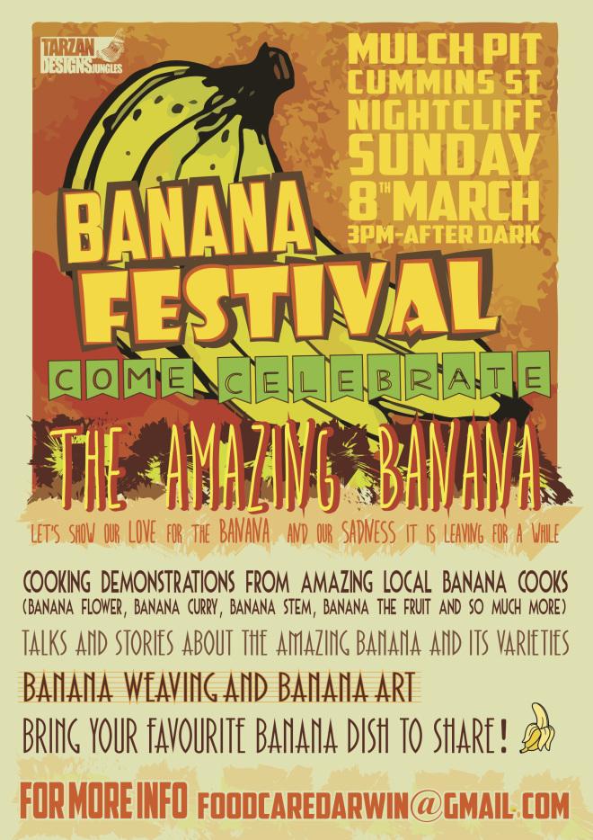 banana poster lge