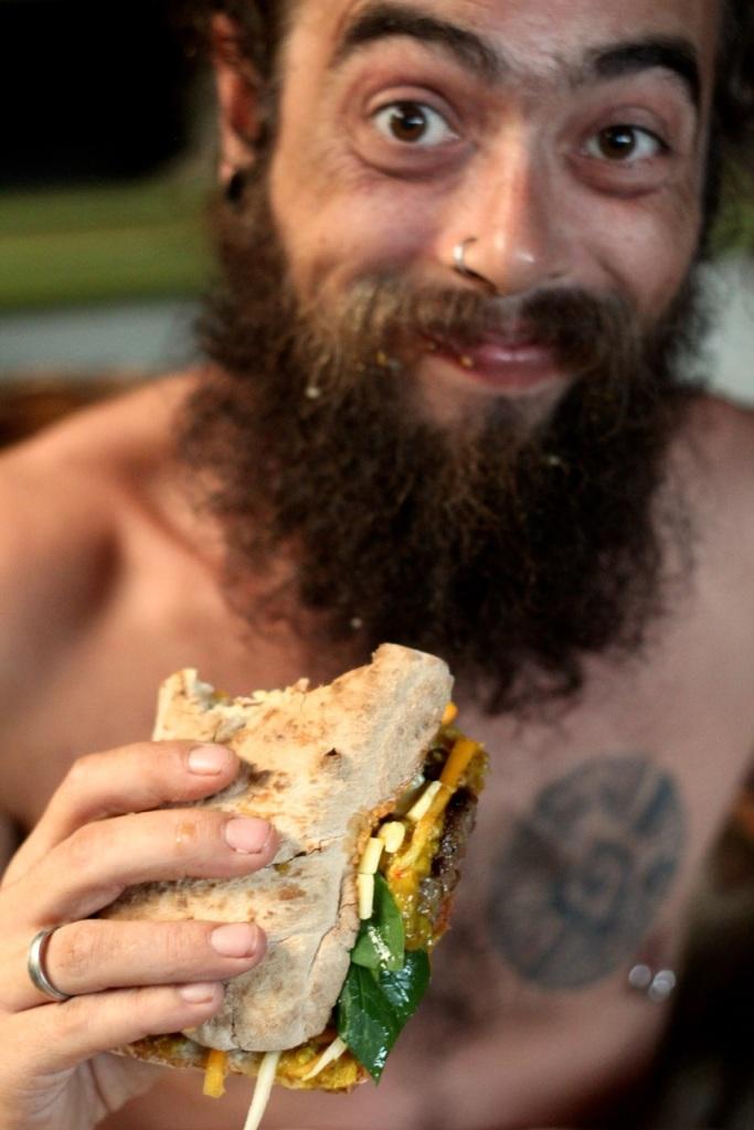 jon eats burger best